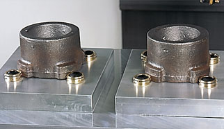 Knife Edge Clamps